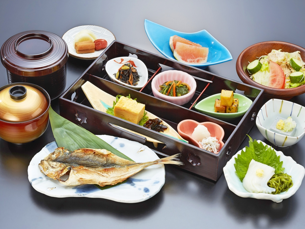和朝食イメージ(季節に合わせて内容等変わります)