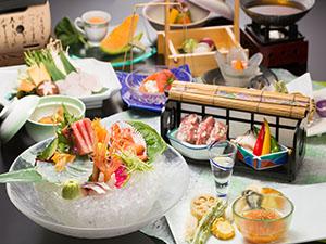 饗宴の膳2017<夏>イメージ