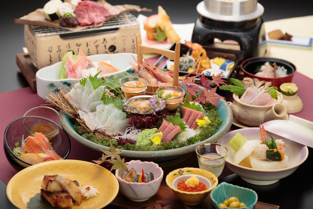 <2017年秋>饗宴の膳