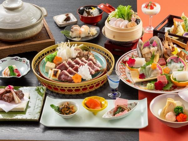 饗宴の膳(冬)