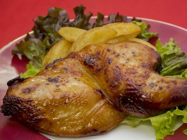 メリークリスマス★国産鶏のローストチキン