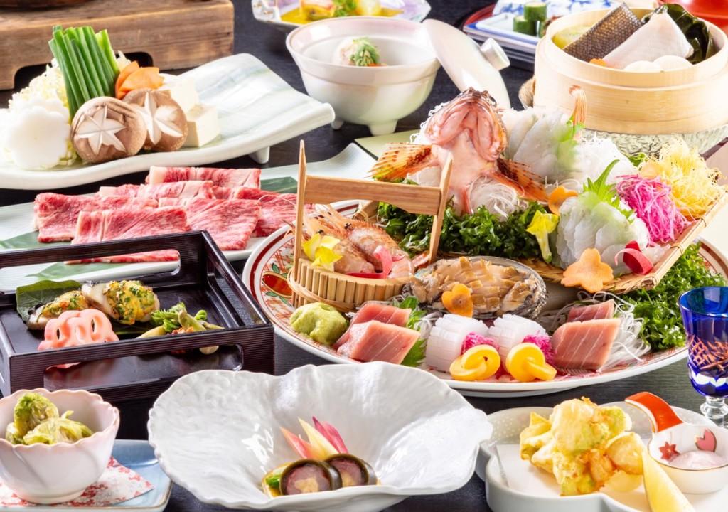 饗宴の膳 春