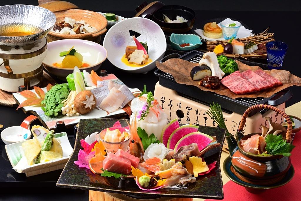 饗宴の膳 特別会席2020秋