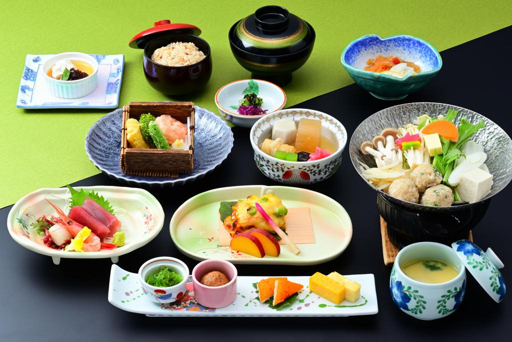 和食会席膳(画像はイメージです)