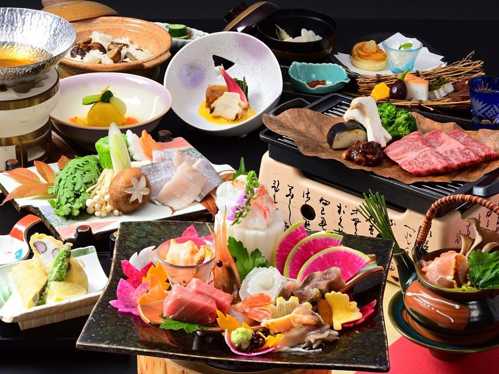 饗宴の膳〜秋〜(画像はイメージです)
