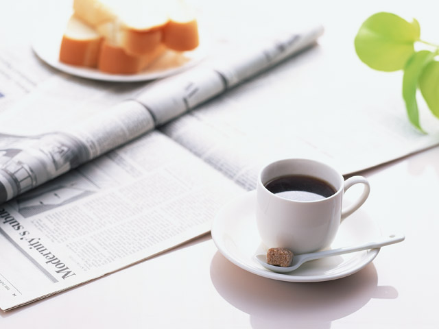 コーヒー券付き