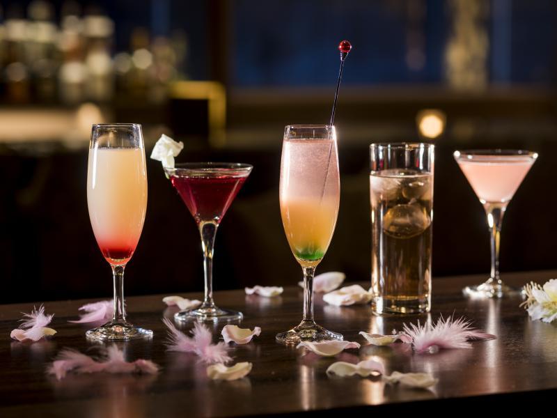 The Bar 春のおススメカクテル