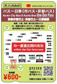 バス一日券