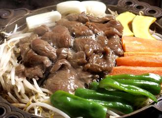 松尾ジンギスカン 料理イメージ