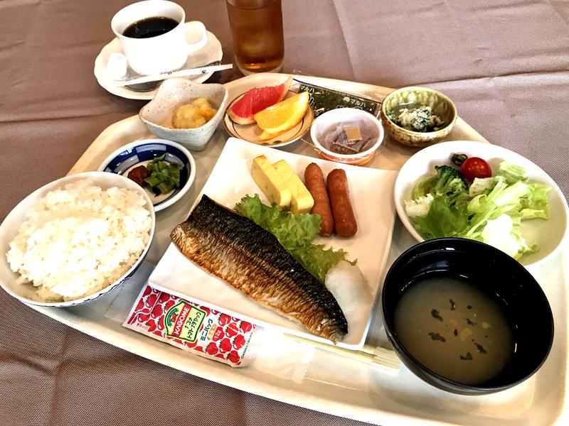 ご朝食(和定食)