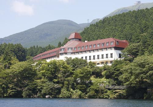 70周年目をむかえた山のホテル