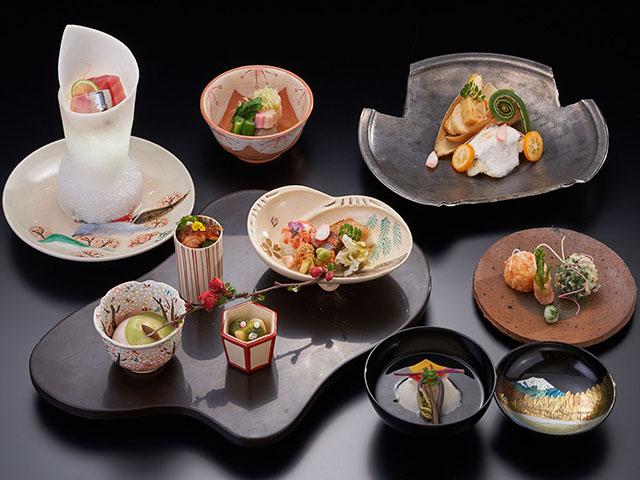 Kaiseki (Dinner image )