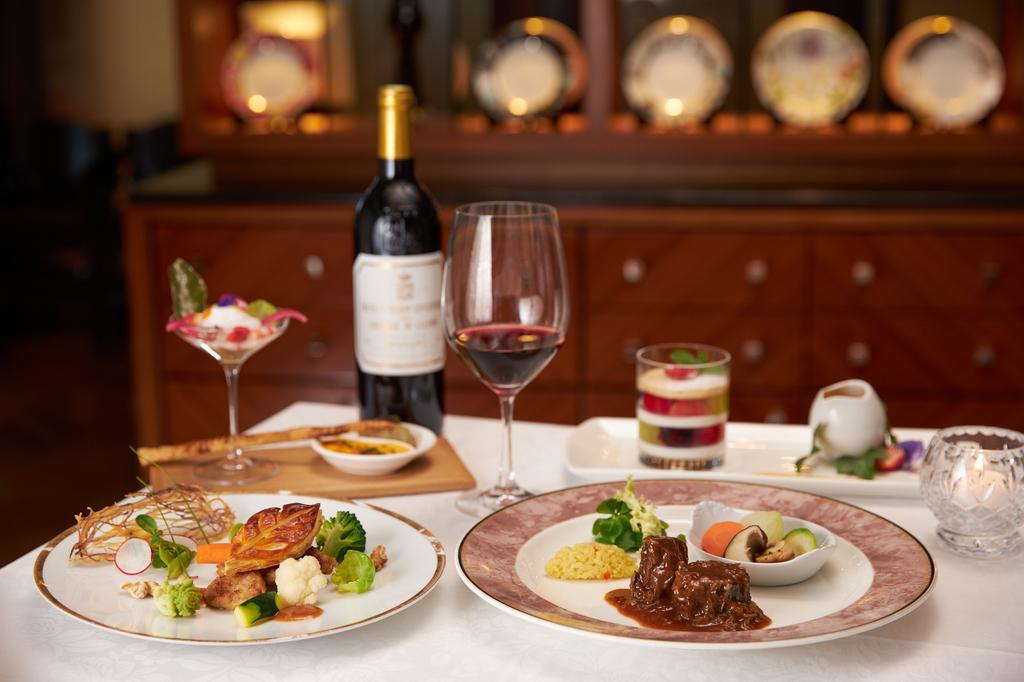 French cuisine(Dinner image)