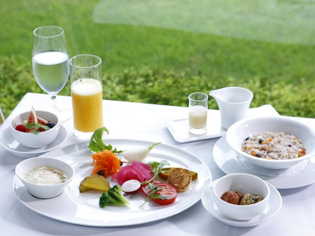 フレンチジャポネのご朝食(イメージ)