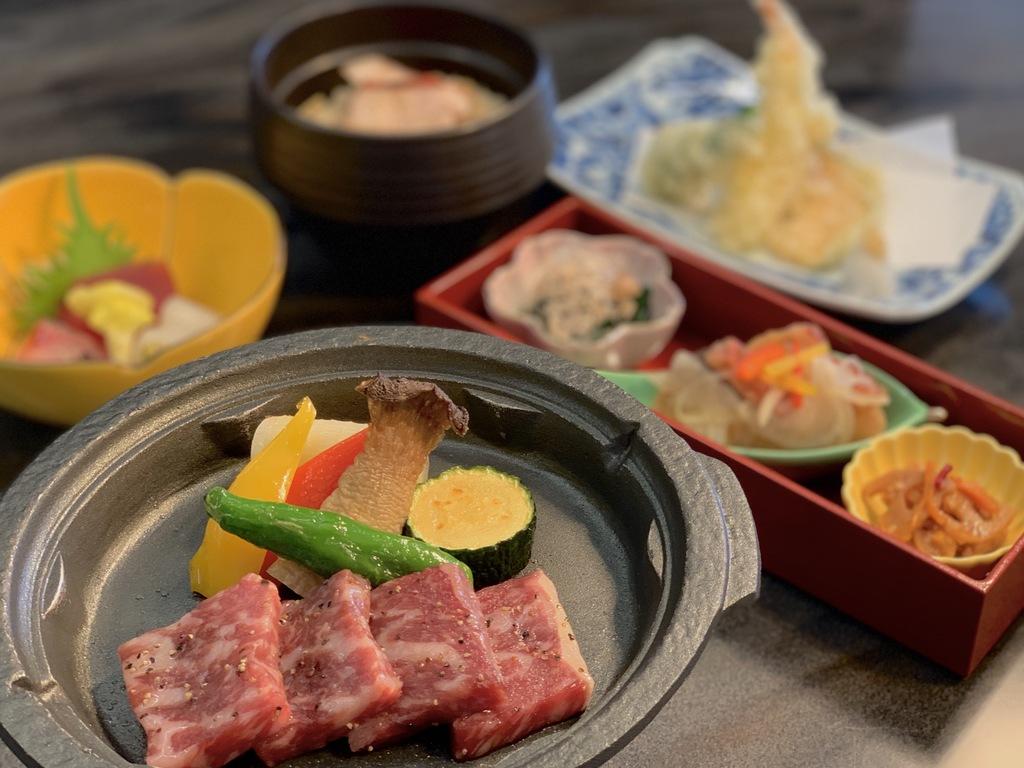 グレードアップご夕食(イメージ)