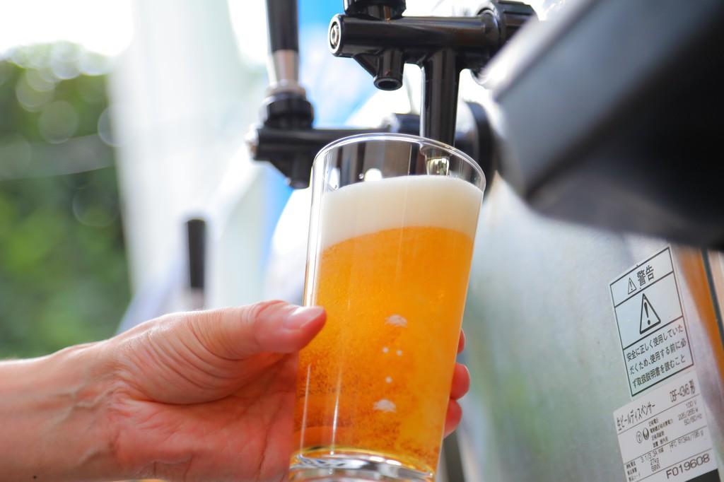 ビアガーデン(ビール)