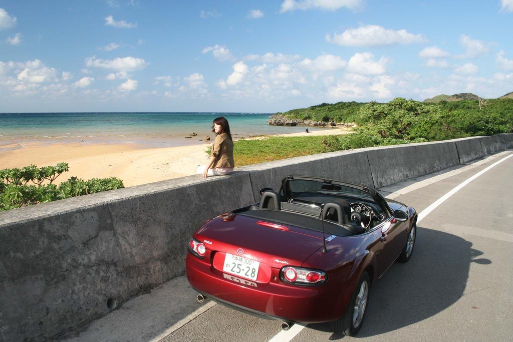 南国の風香る石垣島でレンタカーを借りて島を満喫