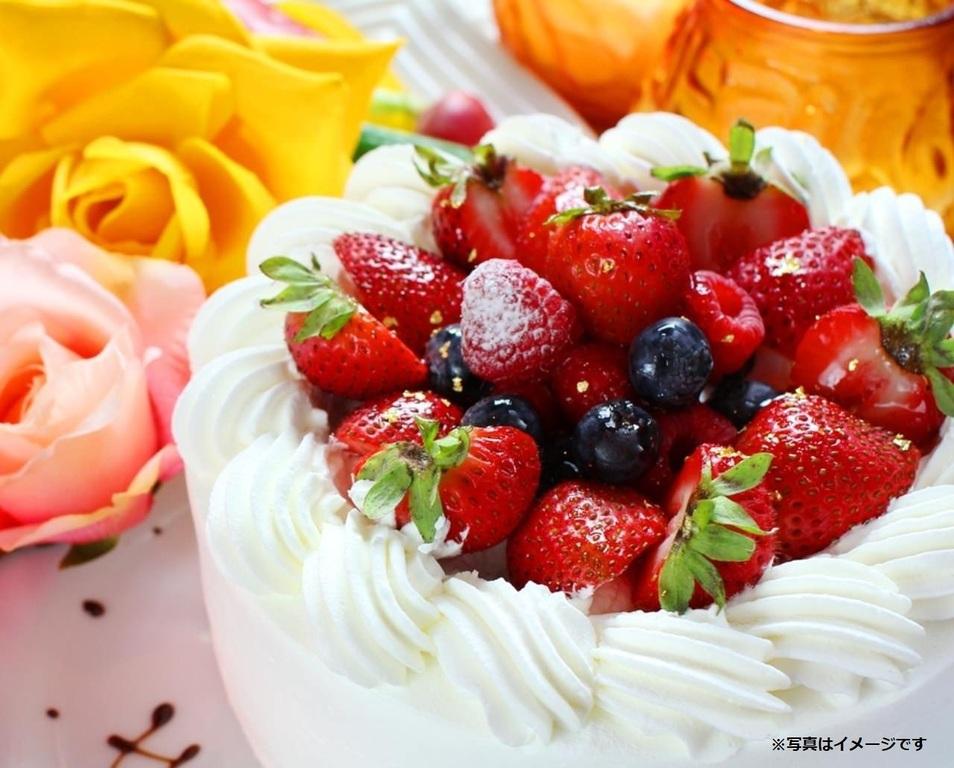 ミニホールケーキイメージ