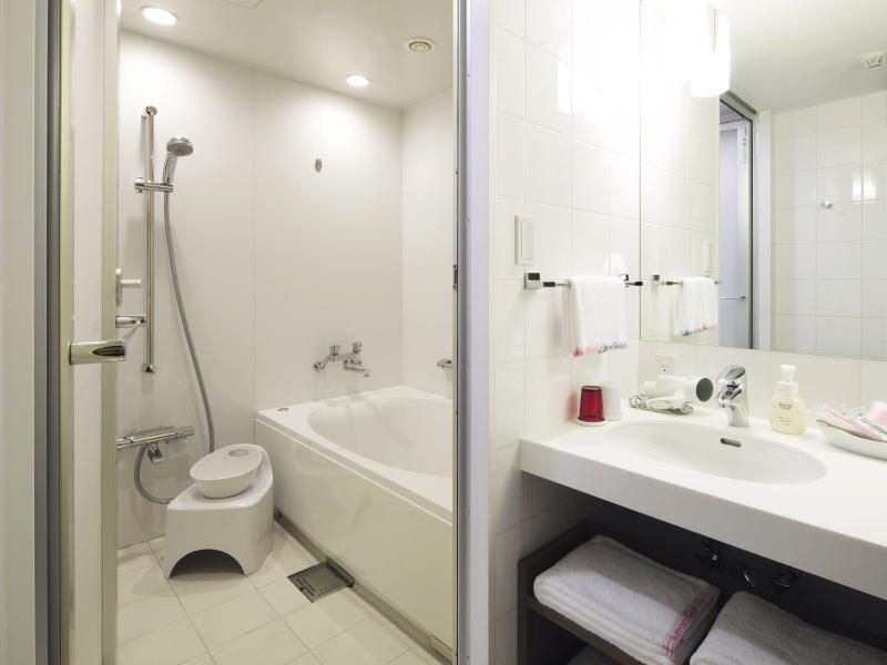 バスルームイメージ(内装は部屋タイプにより異なります)