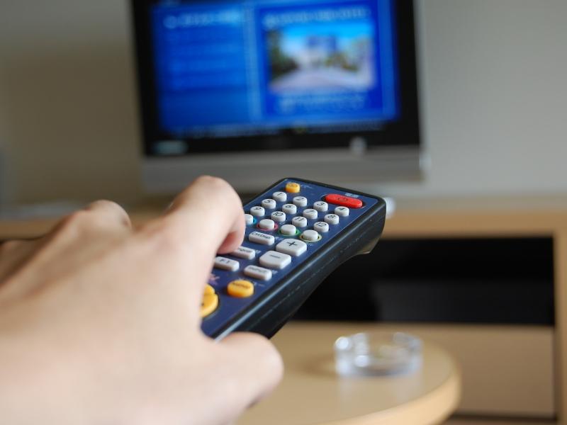 特典のルームシアターは100チャンネル以上と充実のコンテンツ
