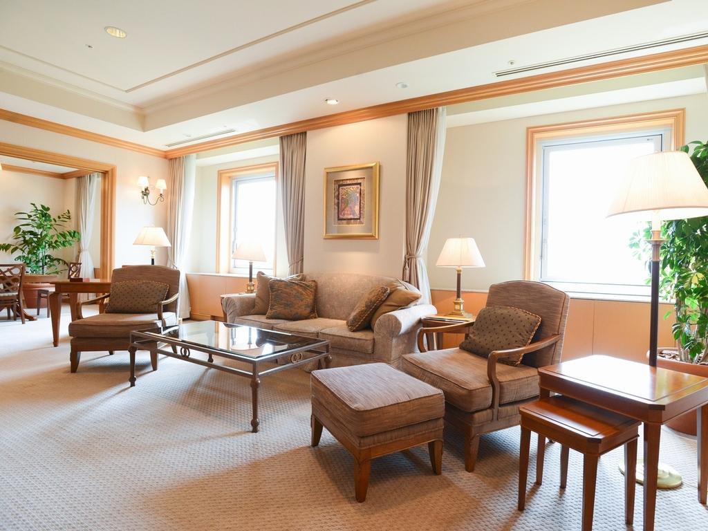 【Executive Floor】Imperial Suite −インペリアルスイート−