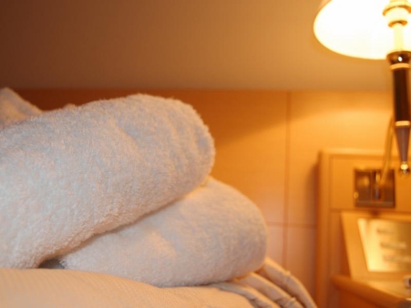 ホテルステイの醍醐味のひとつであるふかふかのタオルも快適な滞在に欠かせない存在です
