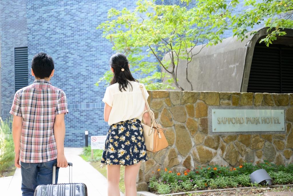 カップル・ご夫婦の旅行も札幌パークホテル