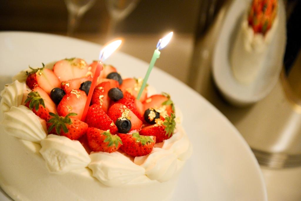 食べきりサイズの4号ケーキ(直径12cm)