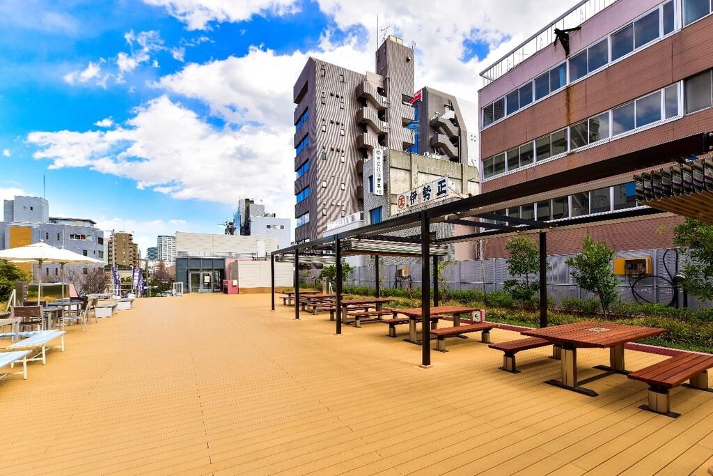 築地魚河岸小田原橋棟、築地の味をご堪能頂けます!