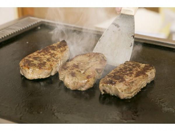 あつあつのお肉をご堪能下さい♪