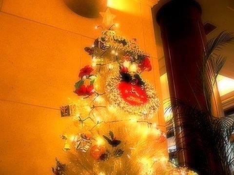 クリスマス・今年は温泉でほっこり