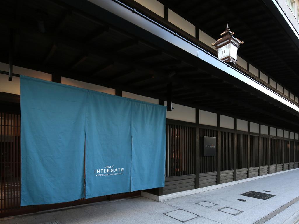 ホテルインターゲート京都 四条新町 外観