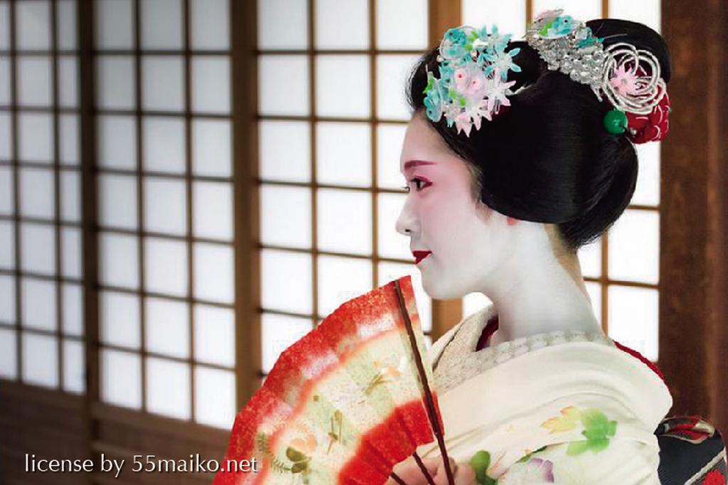 ※写真はイメージです、当日に出演する舞妓さんとは異なります