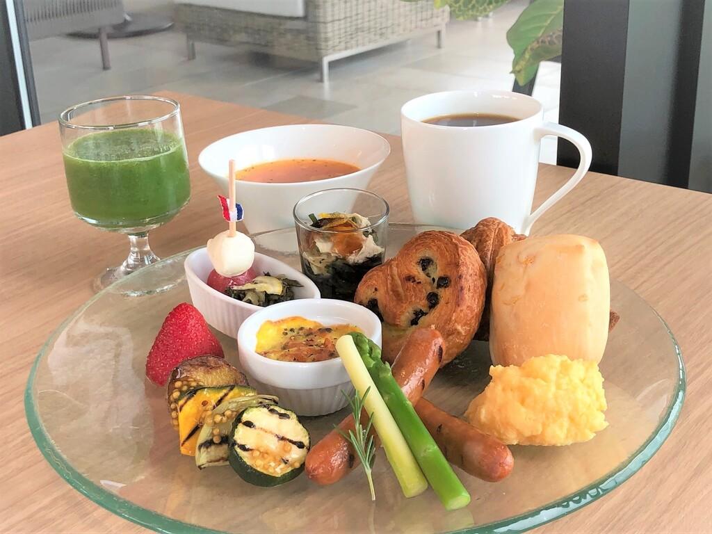朝食セットメニュー(イメージ)
