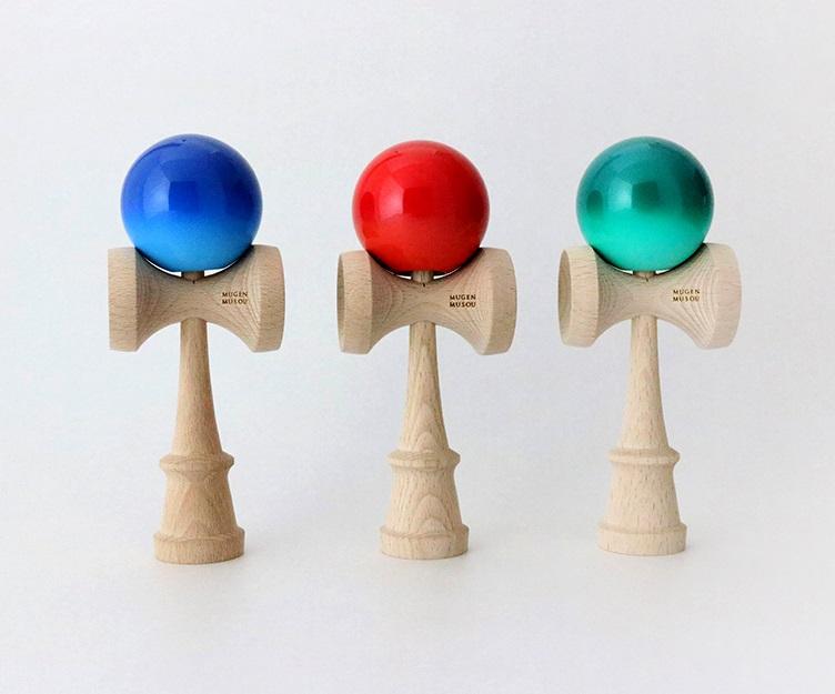 広島カラーの選べるけん玉(※画像はイメージとなります)