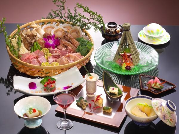 喜和味 お料理の一例