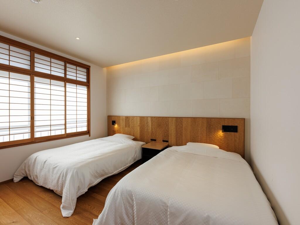 ユニバーサルデザインルーム ベッドルーム イメージ