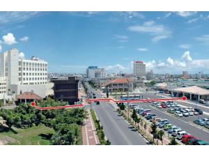 ホテル〜石垣港離島ターミナル