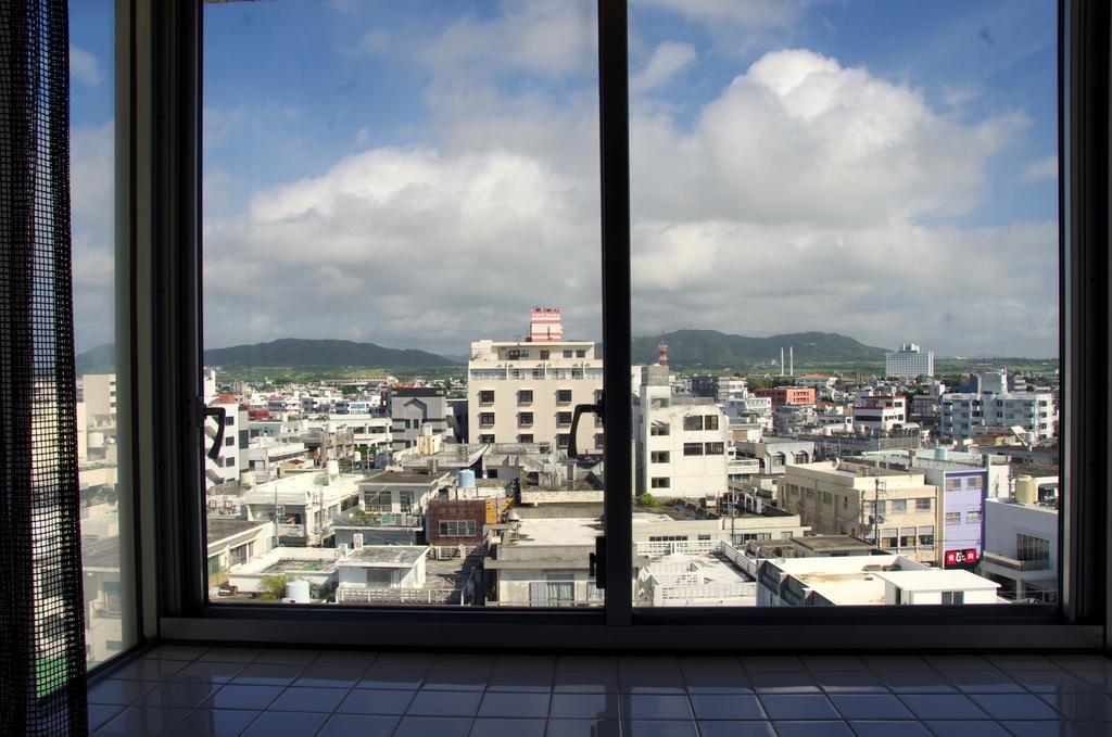 上層階市街地側の景色