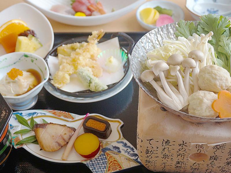 パール定食(和食・夕食)