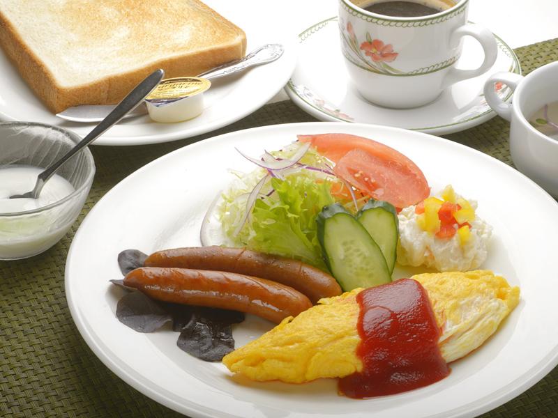 朝食 洋定食イメージ