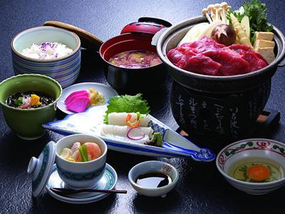 和食「みちのく御膳」イメージ