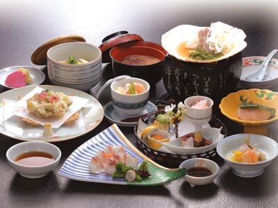 和食「津軽四季会席」イメージ