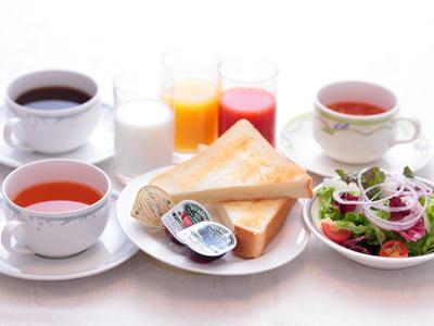 コンチネンタル(簡単な朝食)