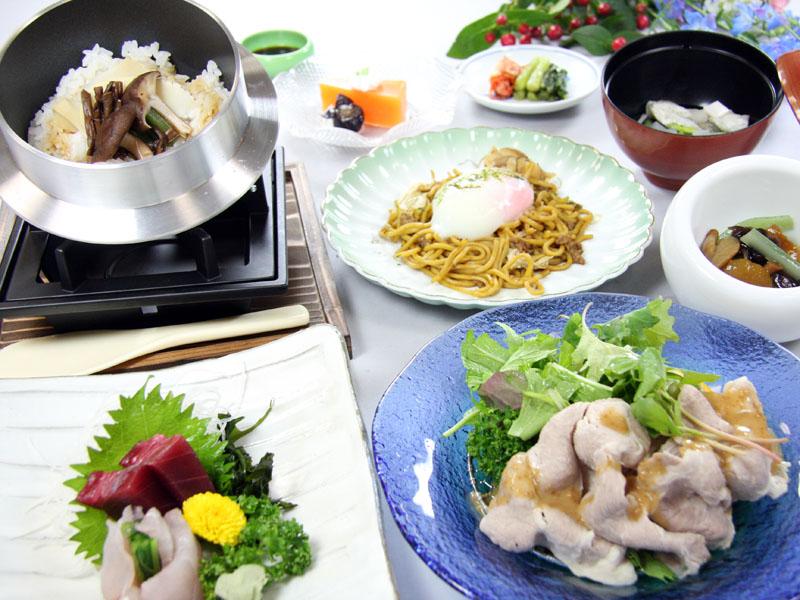 ガッツリおまかせ定食(写真はイメージ)