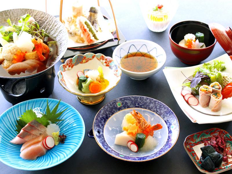 ≪12月〜2月≫季節のスタンダード会席料理「はまゆう」