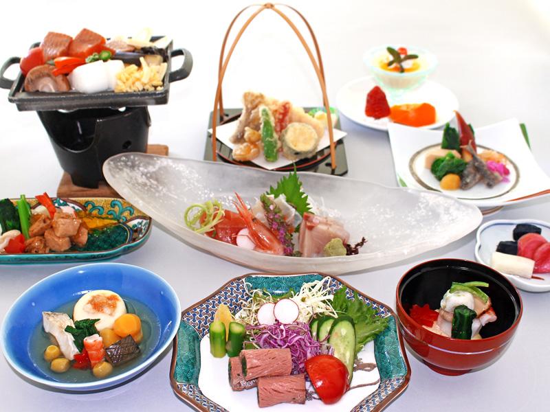≪9月〜11月≫季節の特選会席料理「なでしこ」