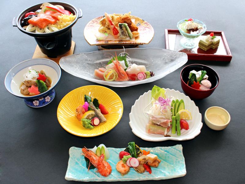 ≪12月〜2月≫ワンランクアップの季節の会席料理「なでしこ」