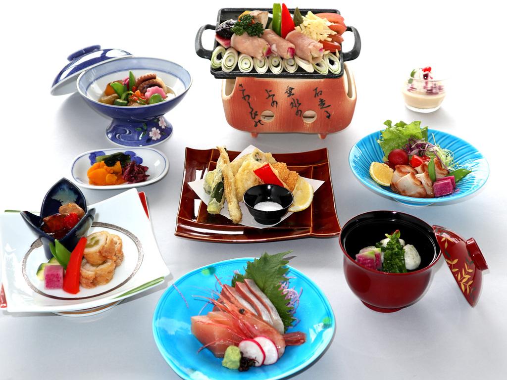 ≪7月〜8月≫季節のスタンダード会席料理「はまゆう」