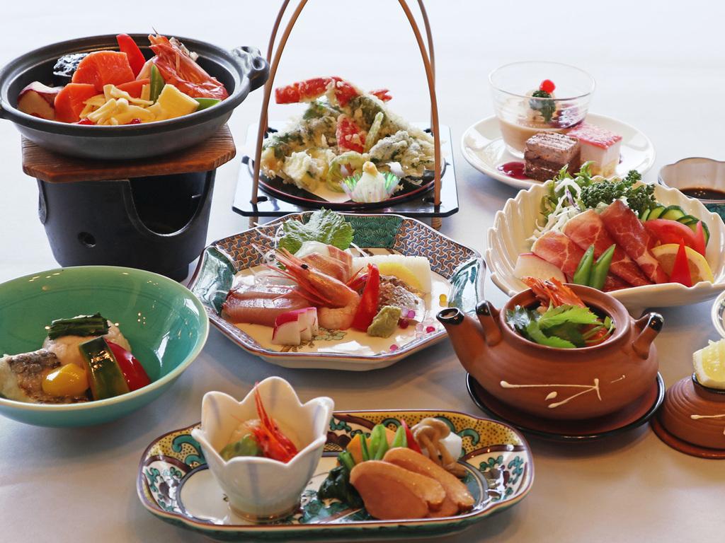 ≪9月〜11月≫ワンランクアップの季節の会席料理「なでしこ」